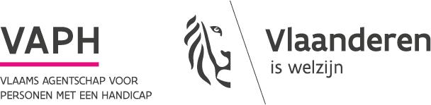 VAPH Vlaanderen logo