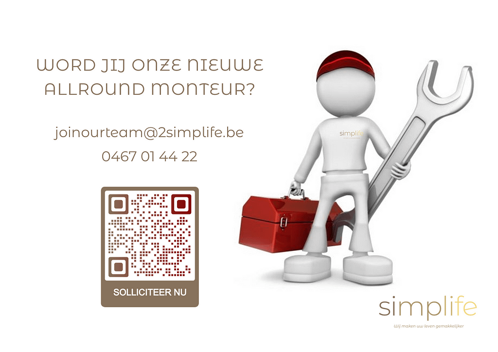 Join Our Team Simplife